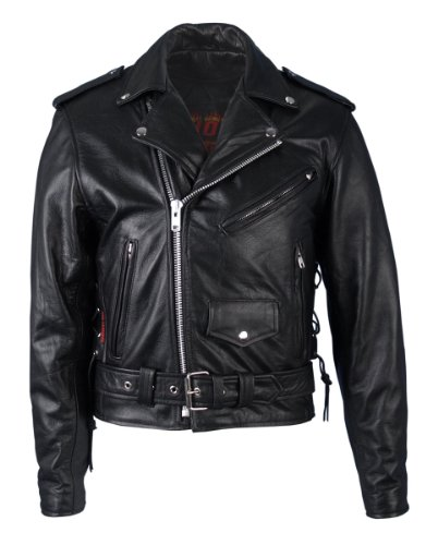 8bff93e647d Related Products. Sale. Usually ships in 24 hours. Hot Leathers Classic Motorcycle  Jacket with Zip Out Lining ...